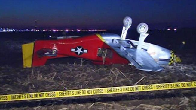 Piloto sobrevive avionazo