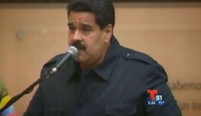 Maduro rompe relaciones con Panamá