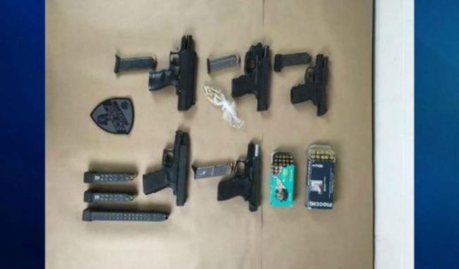 16 pandilleros arrestados en Worcester