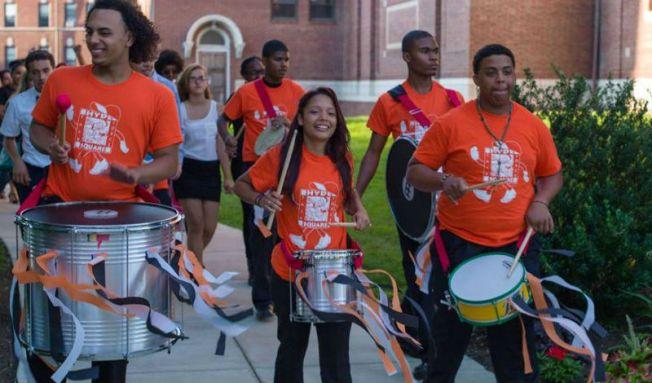 Únete a celebrar el Latin Quarter Arts Festival