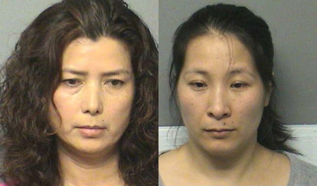 Acusan dos mujeres por prostitución