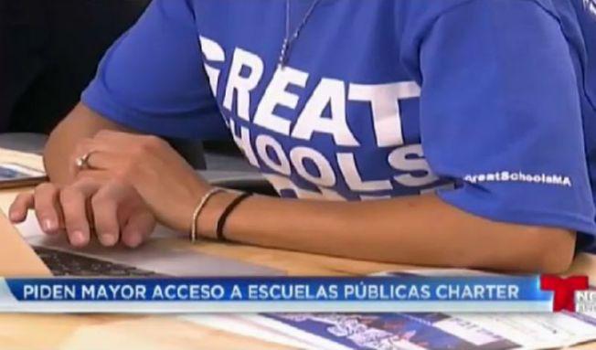Buscan modificar límites en escuelas ''charter''