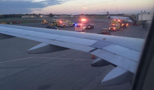 Piloto fallece a mitad de vuelo hacia Boston