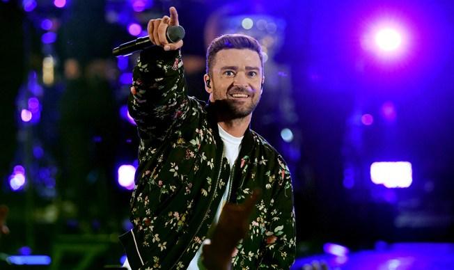 Justin Timberlake Anuncia Concierto en San Diego