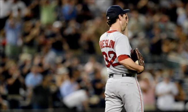 Castillo sella el triunfo de los Red Sox