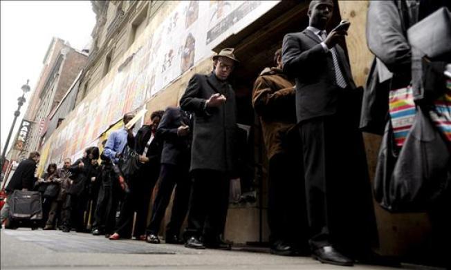Desempleo en EEUU baja a nivel récord en junio