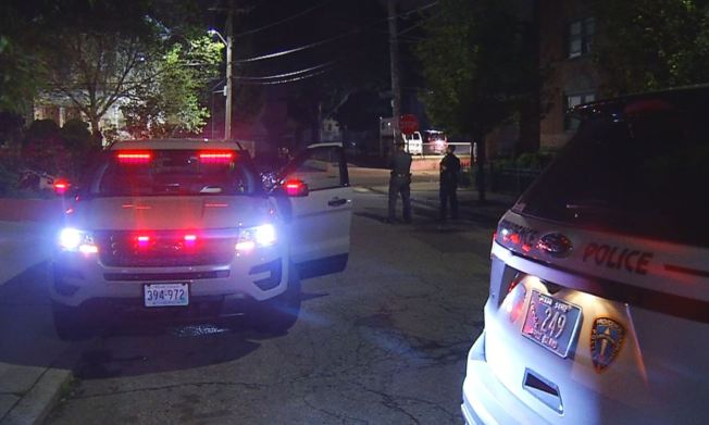 Policía investiga escena de crimen en Providence