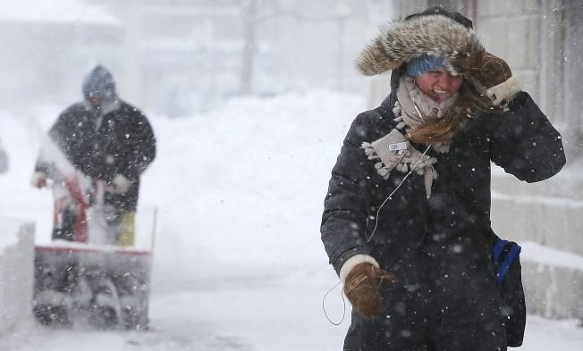 Estas áreas de Nueva Inglaterra podrían recibir nieve esta semana