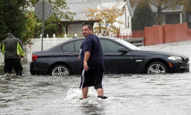 Manda tus fotos de Sandy