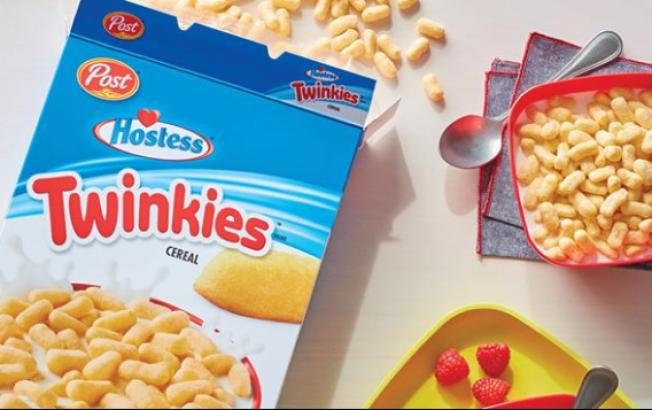 """Anuncian nueva versión """"cereal"""" de Twinkies"""