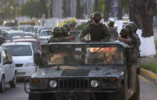 Tlataya: Torturan a testigo para encubrir masacre
