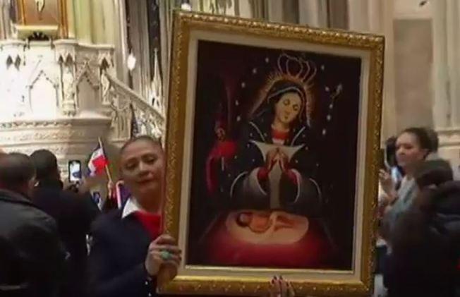 Virgen de la Altagracia, protectora del pueblo dominicano