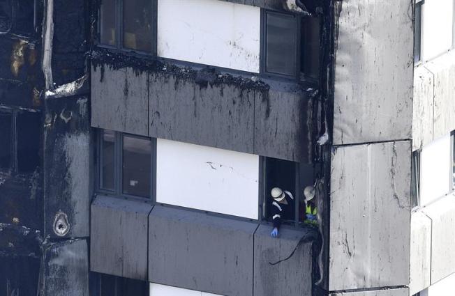 Incendio en la torre Grenfell de Londres: ascienden a 30 los muertos
