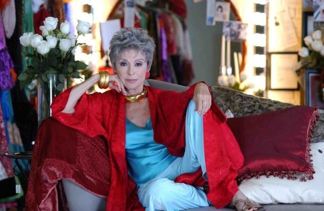 Rita Moreno, la boricua que conquistó Hollywood