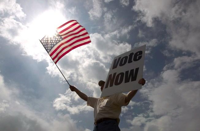 Derecho al voto: ¿quiénes pueden votar en EEUU?