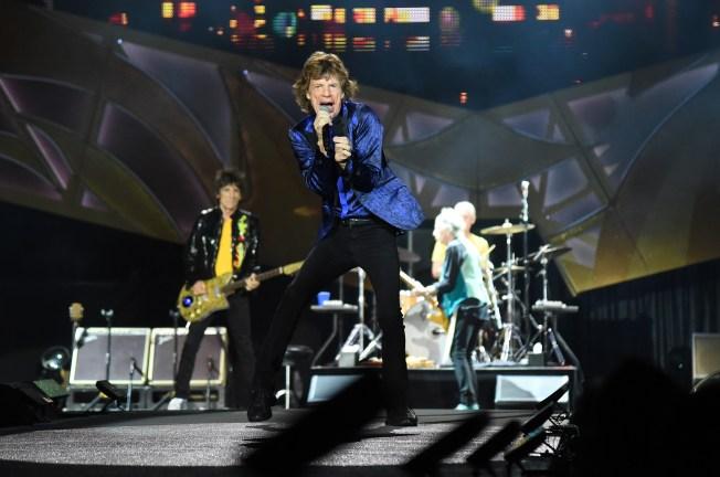 Los Rolling Stones traen su muestra interactiva a NY
