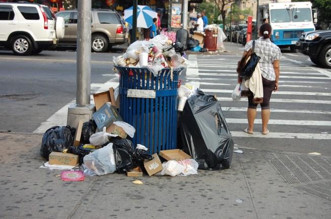 Nueva York es la ciudad más sucia de EEUU, según informe