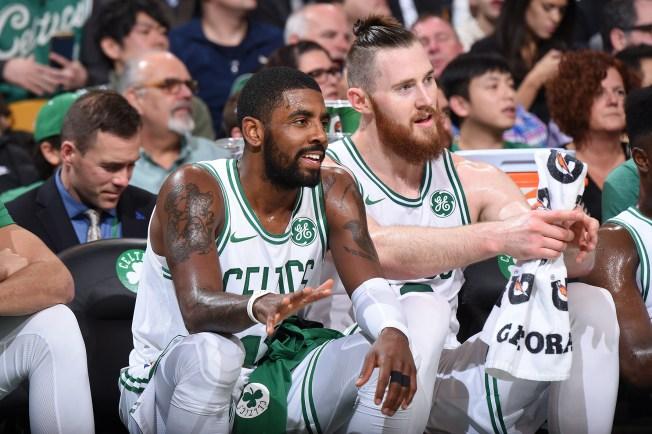 Conoce a los jugadores de los Celtics