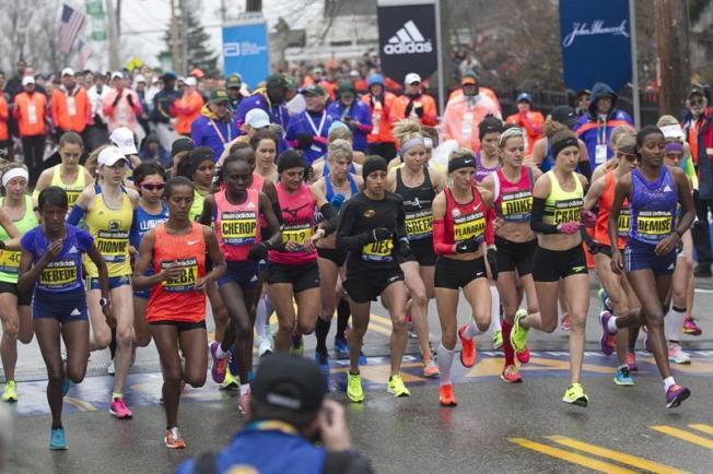 Comienza el registro para el Maratón de Boston