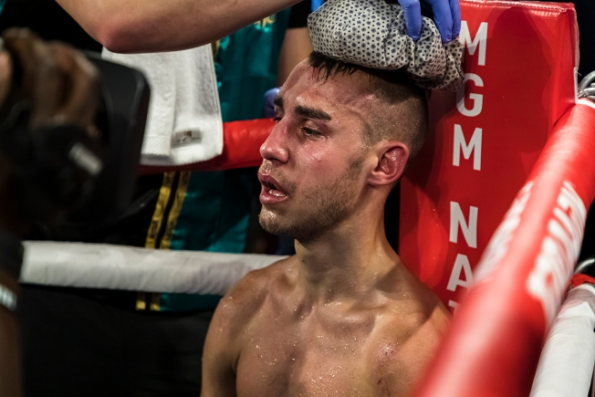 Muere boxeador ruso que colapsó tras pelea en MGM National Harbor