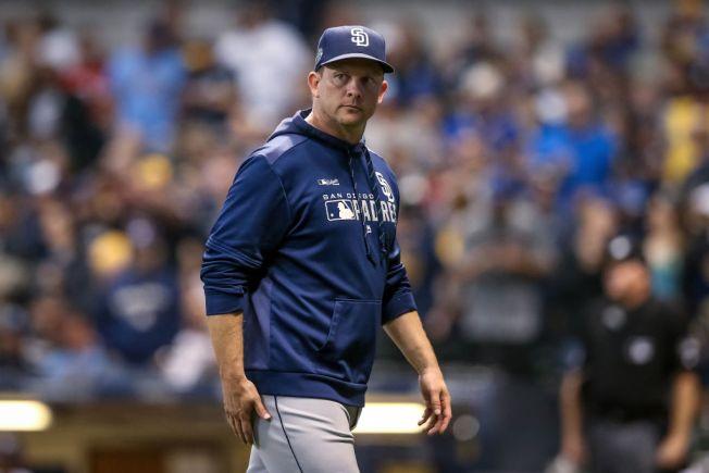 Despiden a mánager de Los Padres de San Diego