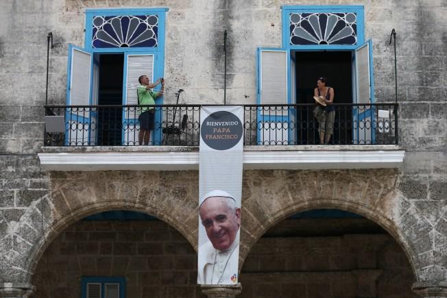 Cuba: el Papa no se reunirá con disidentes