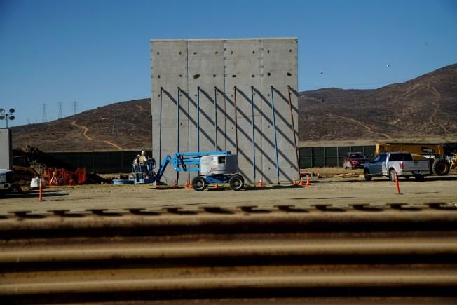 Presidente Trump enfrenta desafío legal en el muro fronterizo
