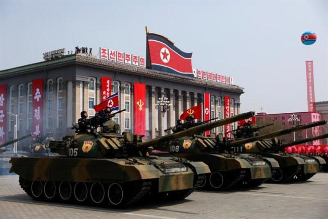 Corea del Norte intentó lanzar un nuevo misil y fracasó