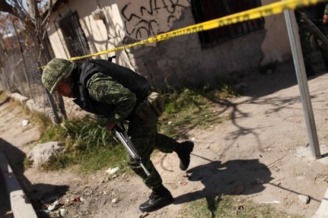 Hallan 40 cadáveres en fosa en Veracruz