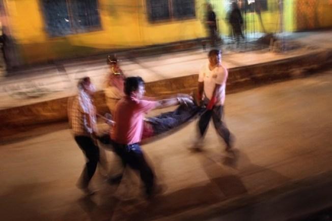 Fosas revelan vínculo criminal en México