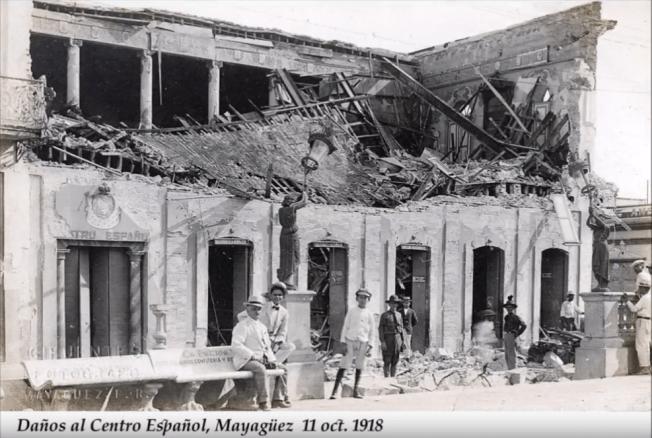 A 100 años del devastador terremoto en el oeste