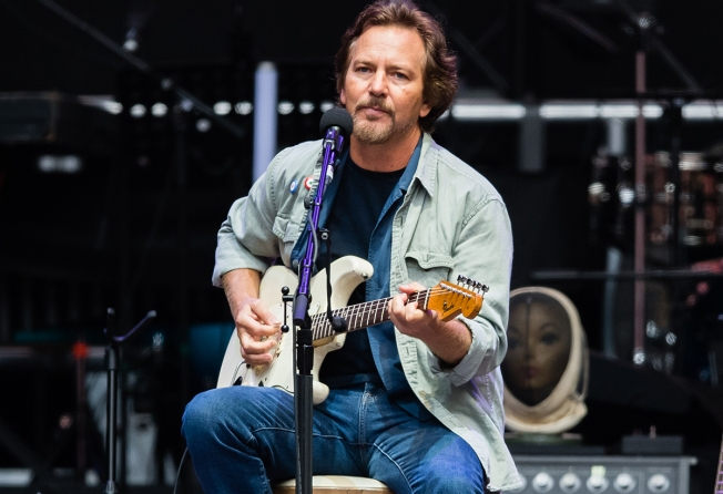 Eddie Vedder Se Une a The Who en el Estadio Wembley