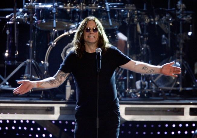 Ozzy Osbourne Regresa a San Diego