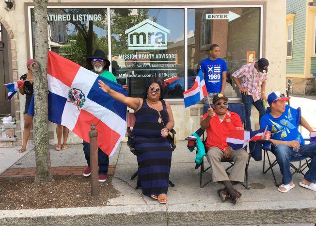 República Dominicana celebra su independencia en Boston