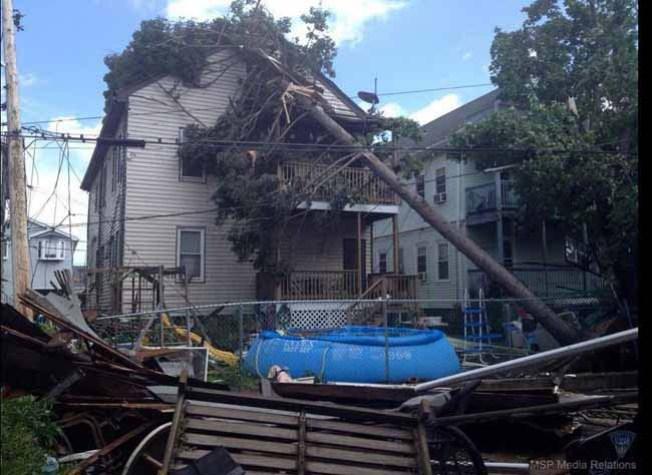 Préstamos para afectados por tornado en Revere