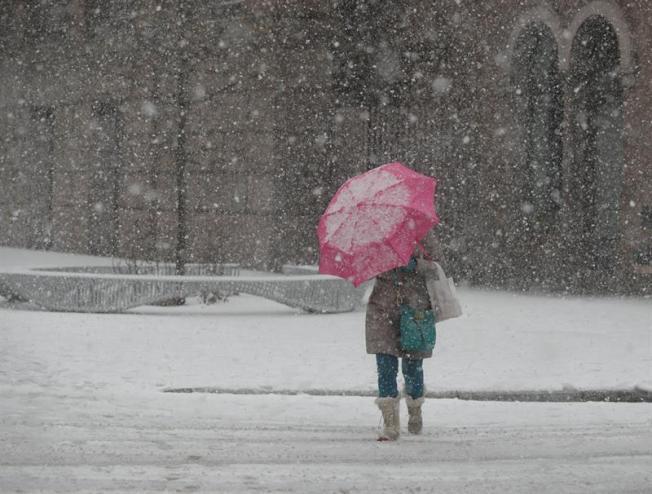 NY se prepara para tormenta invernal y gélidas temperaturas