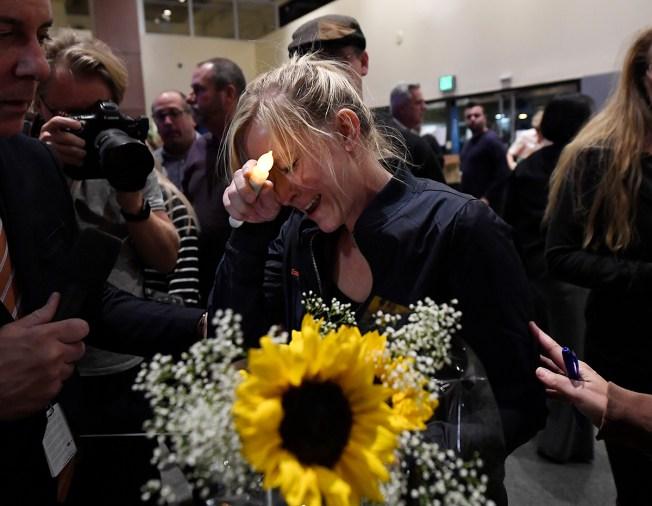 Pistolero de Thousand Oaks se disparó a sí mismo