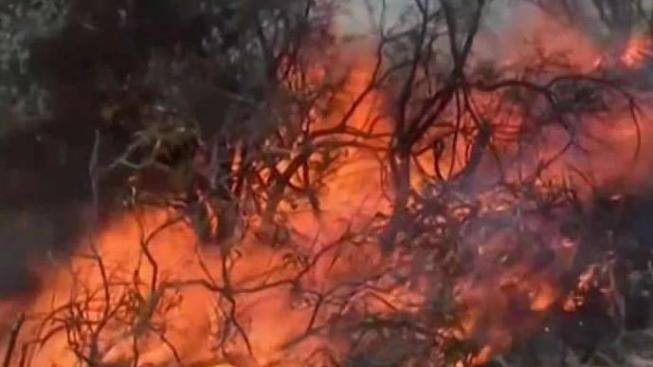 Humo de los incendios de California podrían llegar a Nueva Inglaterra esta semana