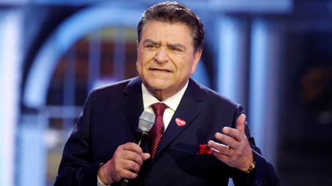 Don Francisco preocupado por los hispanos