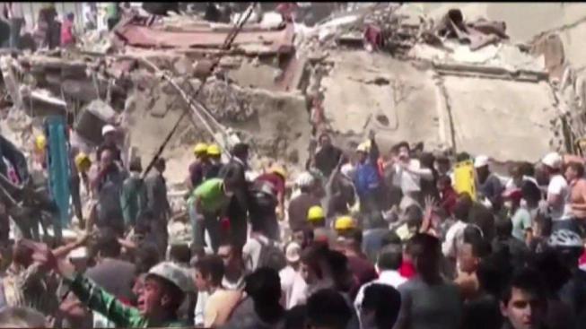 Lo arrestan por edificio colapsado en sismo del 19S