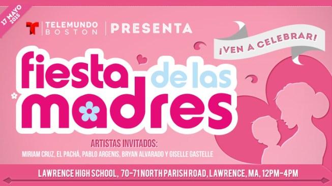 Fiesta de las Madres 2015