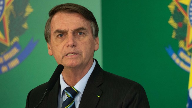 Bolsonaro comparte video obsceno contra el Carnaval