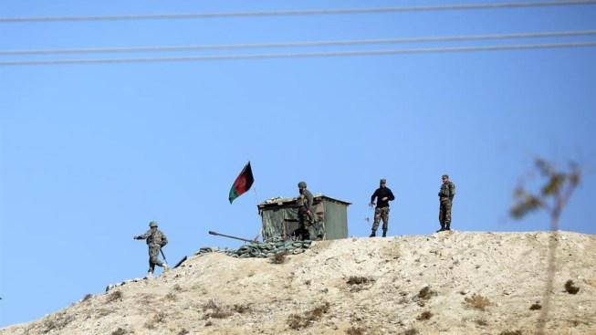 Mueren militares de EEUU al estrellarse helicóptero en Afganistán
