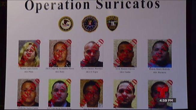 """Arrestan a """"Los Suricatos"""" por corrupción"""