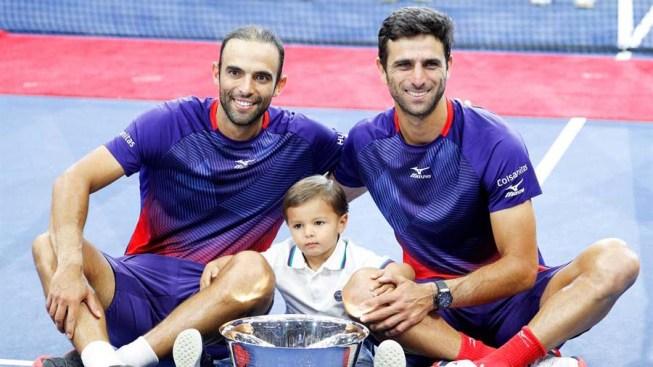Abierto de EEUU: Cabal y Farah conquistan título de dobles