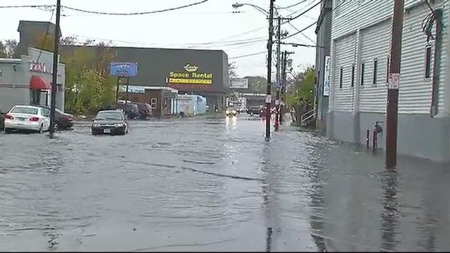 Lynn: Peligro mayor tras inundaciones