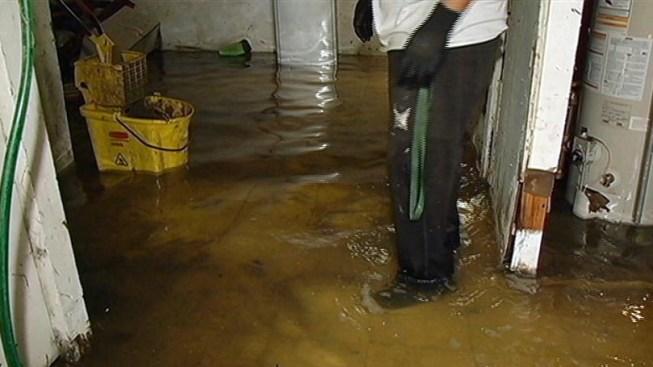 Protégete contra las inundaciones