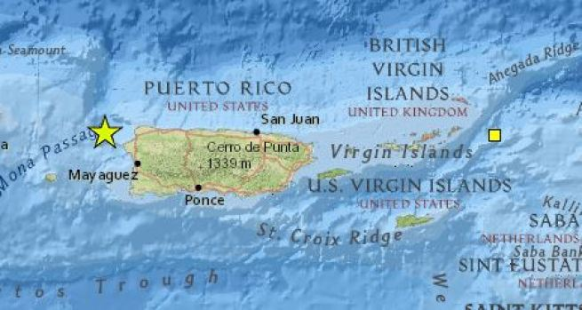 ¿Por qué tiembla tanto en Puerto Rico?