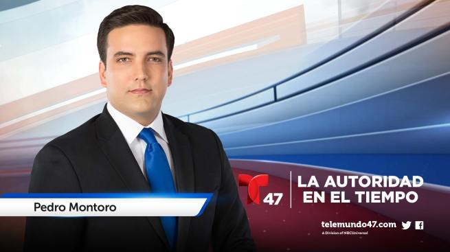 Meteorólogo Pedro Montoro