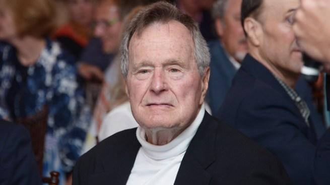 "Bush padre ""empeora"""